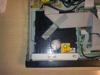 DVDR PHILIPS 3595H blokująca się szuflada