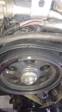 VW Crafter 2,5TDI BJL - Po zerwanym rozrządzie wybija błąd P0341