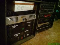 Rack case 19''/12U - tanie wykonanie.