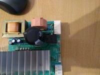 Pralka Samsung - upalony moduł SIEMENS WM12W