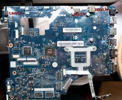 Lenovo G510 - Wymiana płyty głównej