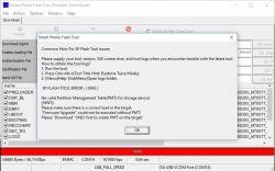 Alcatel Idol 6030x - dwie płyty główne - każda z usterką - co zrobić aby wstały?