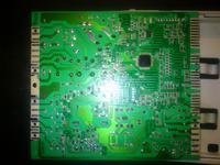 HOOVER Nextra HNS 6105-16S - nie wiruje z pompą