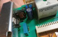 Bosch WFO2062 - na wyświetlaczu wyświetla 888, pralka nie reaguje