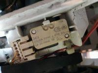Bosch WTW86580SN/05 - Pompka, włącznik?