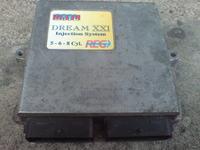 OMVL dream XXI N - schemat podłączenia sondy