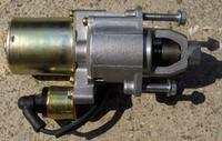Silnik honda gx 270 problem rozruchu w r�barce