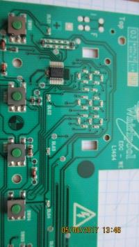 Atmega8/32 jako programator do pralki