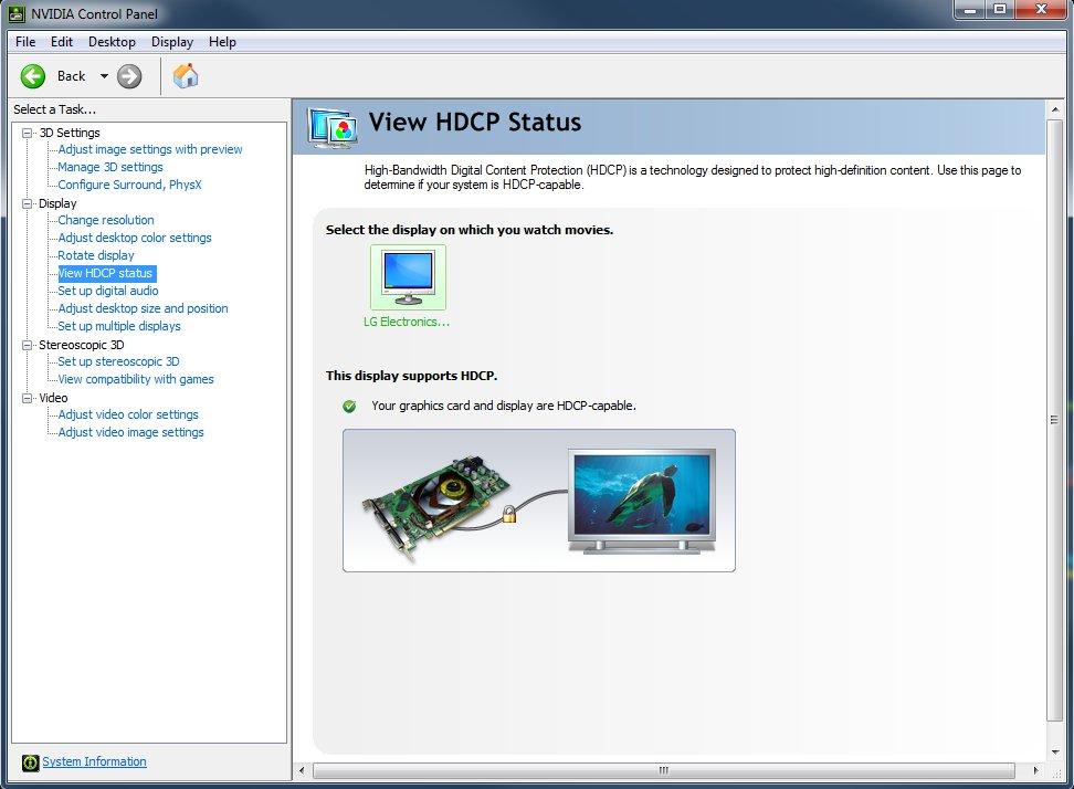 GeForce GTX 650 - Nie wykrywa drugiego monitora.