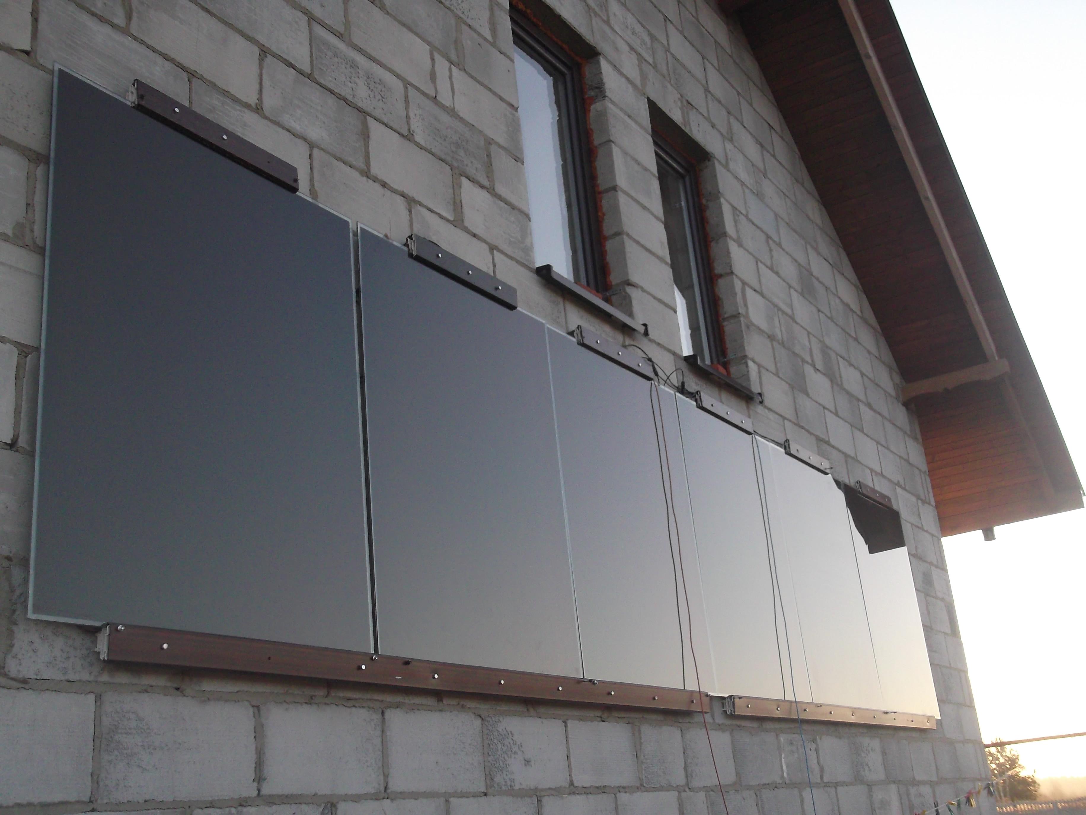 W Ultra Re: Panele 4,5 kW (3 + 1,5) + grzanie CWU + ładowanie aku = cała XS94