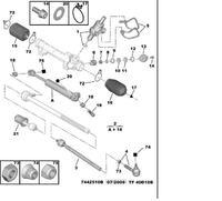 Partner I 1,4 - Wymiana os�ony dr��ka kierowniczego