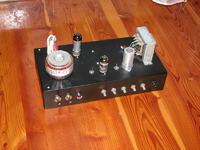 [Sprzedam] Lampowy wzmacniacz gitarowy Trainwreck + głośnik Celestion