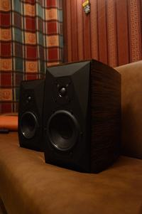 Monitory Usher Audio Heban