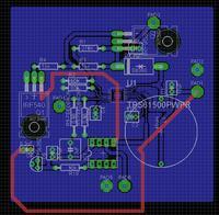 Sterownik LED TPS61500 8x 3W LED - prośba o sprawdzenie poprawności