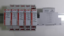 Przekaźniki elektromagnetyczne instalacyjne Relpol seria RPI wersja UNI część II