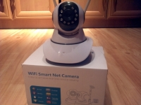 WiFi Smart Net Camera Wgrywanie oprogramowania