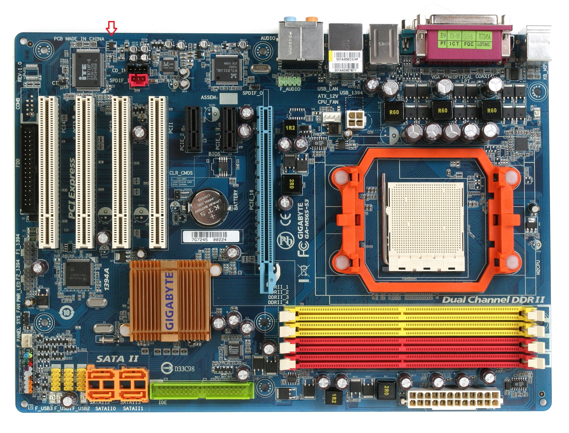 DRIVER FOR GIGABYTE GA-M56S-S3 CHIPSET