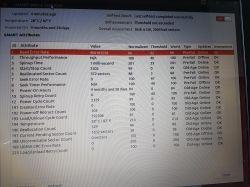 Hitachi 500GB brak dostępu do partycji