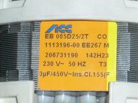 AEG F60660 - ramiona spryskujące się nie obracają