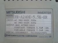 Jakiej mocy silnik mog� pod��czy� do falownika MITSUBISHI FR-A240E-5.5K-ER