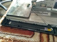 Przyciski dotykowe nie reagują w monitorze Samsung syncmaster 2243sw