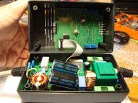 Układ IR2130 do ster. IGBT- zewnętrzne elementy