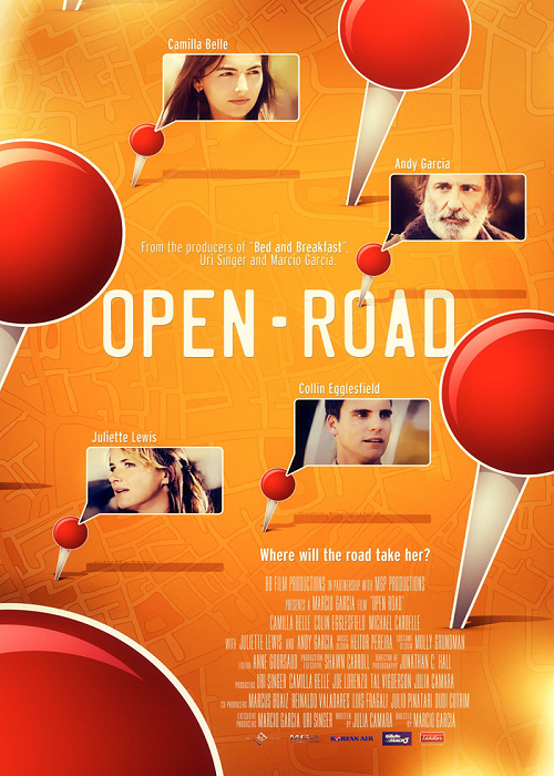 Open Road (2013) BluRay.1080p.DTS.x264-CHD