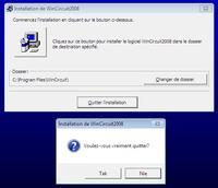 Wincircuit 2008 - niepowodzenie instalacji programu.