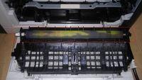 HP Color LaserJet CM1312 - Drukarka brudzi wydruk