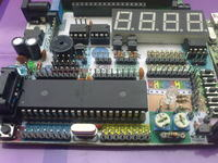 Płytka prototypowa Miszczo test board.