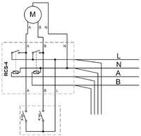 Grupowe sterowanie roletami z wyłącznikami krańcowymi