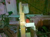 Budowa rębaka do gałęzi pod c-330