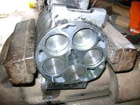 VW Passat B5 kompresor klimy ZEXEL uszczelki t�ok�w