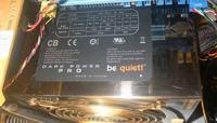 Zasilacz be quiet! Dark Power PRO 430W nie wyłącza się wentylator
