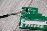 Czytnik kart pamięci 40 w 1 media-tech MT5008 Urwany przewód