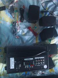 Watson AS6502/LG32LC42/ - Podłączenie głośników 5.1 do TV, jak?