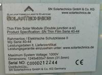 Jaki panel słoneczny do potrzymania kamery IP i AP ?