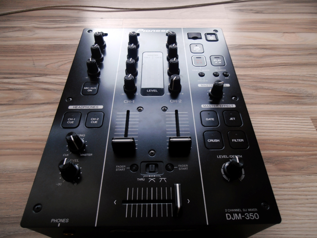[Sprzedam] DJM 350 Pioneer nowy kup teraz gwarancja
