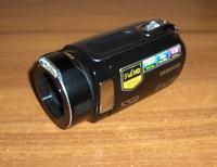 Kamera Samsung H105BP/PAL [32G] - brak dost�pu do danych na SSD