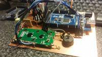 Arduino Mega 2560 i DDS