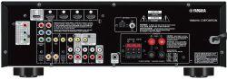 Prawidłowy sposób podłączenia urządzeń do amplitunera Yamaha