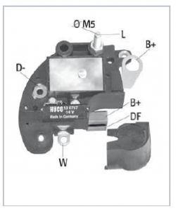 Jak zbadać regulator w alternatorze