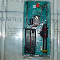 Zegarek z DCF77 na STM32L467 Discovery