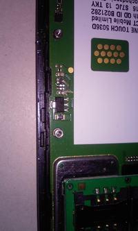 Alcatel One Touch 5036D - nie ładuje baterii