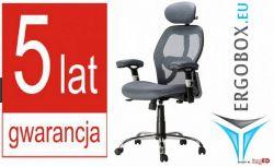 Fotel do siedzenia przy kompie