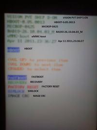 HTC Desire Z [qwerty] - Jak wgrać na nowo Androida?