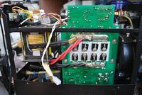 Zabezpieczenie tranzystorów w spawarce przed uszkodzeniem.