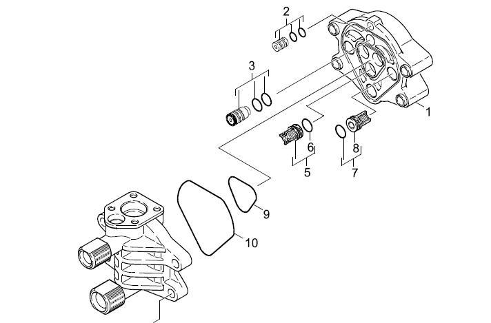 Karcher K620M - niskie ci�nienie