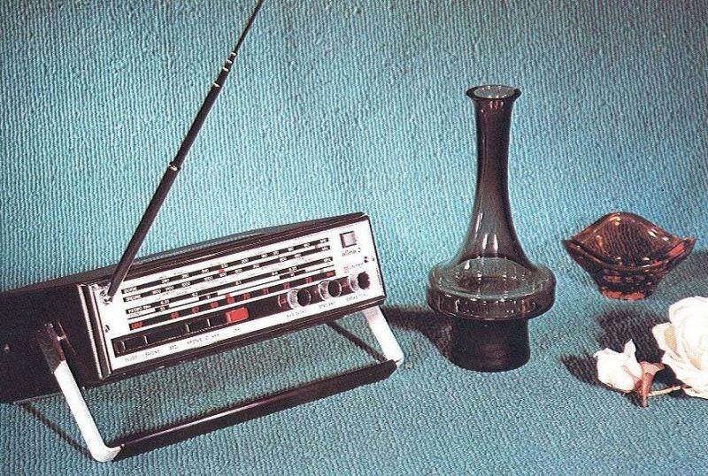 Radio tranzystorowe Alina - Poszukuwany schemat