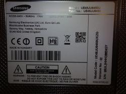 [Sprzedam] Samsung UE48JU6450 na części + pilot, uszkodzona matryca